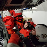 Astronaut Training and Spacecrft Egress